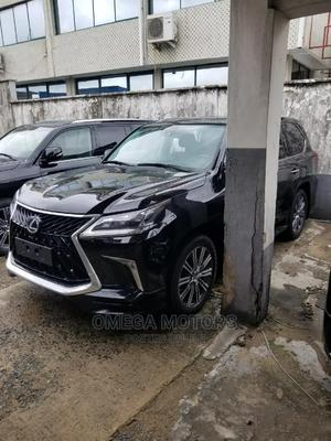 Lexus LX 2016 Black   Cars for sale in Lagos State, Surulere