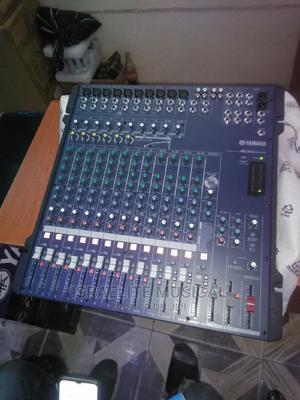Yamaha Quality Mixer Mg-166cxusb | Audio & Music Equipment for sale in Lagos State, Ojo