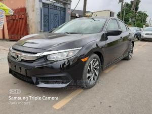Honda Civic 2016 Black   Cars for sale in Lagos State, Ogudu