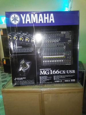 Yamaha Professional Mixer Mg-166cxusb | Audio & Music Equipment for sale in Lagos State, Ojo