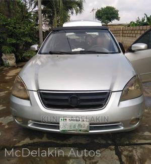 Nissan Altima 2004 2.5 Silver | Cars for sale in Lagos State, Abule Egba