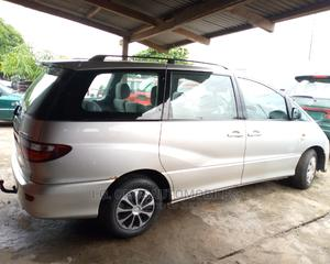 Toyota Previa 2000 Silver | Cars for sale in Lagos State, Orile
