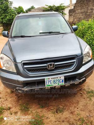 Honda Pilot 2005 Blue | Cars for sale in Ogun State, Ado-Odo/Ota