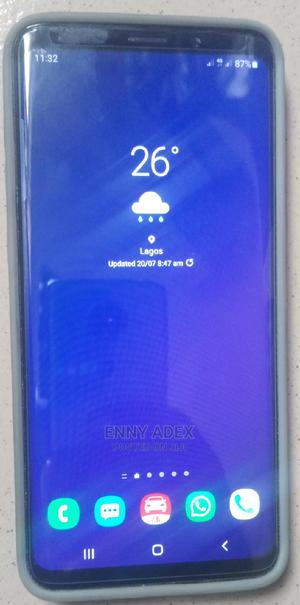 Samsung Galaxy S9 Plus 64 GB Black   Mobile Phones for sale in Lagos State, Alimosho