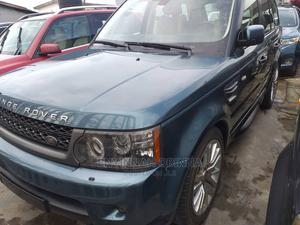 Land Rover Range Rover Sport 2010 HSE 4x4 (5.0L 8cyl 6A) Green   Cars for sale in Lagos State, Ikeja