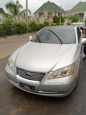 Lexus ES 2008 350 Silver | Cars for sale in Abuja (FCT) State, Jabi