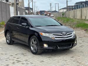 Toyota Venza 2010 V6 Black | Cars for sale in Lagos State, Lekki