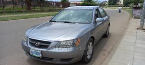 Hyundai Sonata 2008 Gray | Cars for sale in Abuja (FCT) State, Jabi