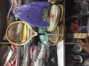 Long Tennis and Badminton Rackets.   Sports Equipment for sale in Rivers State, Port-Harcourt