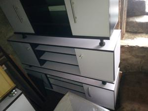 Tv Stand White   Furniture for sale in Lagos State, Shomolu