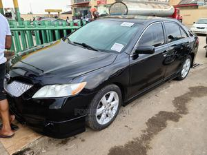 Toyota Camry 2008 2.4 SE Automatic Black | Cars for sale in Oyo State, Oluyole