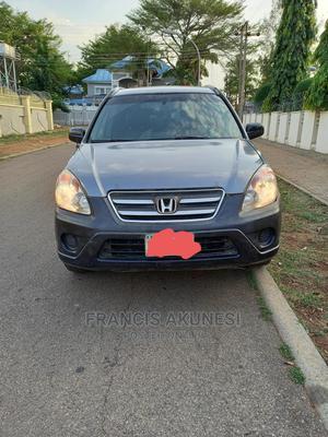 Honda CR-V 2005 200i i-VTEC 4x4 Gray | Cars for sale in Abuja (FCT) State, Garki 2