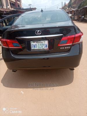 Lexus ES 2012 350 Black | Cars for sale in Anambra State, Onitsha