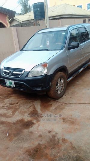 Honda CR-V 2004 Gray | Cars for sale in Lagos State, Ikorodu