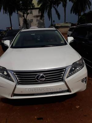 Lexus RX 2015 White | Cars for sale in Imo State, Owerri