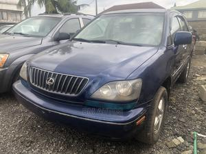 Lexus RX 2000 300 4WD Blue   Cars for sale in Lagos State, Ojodu