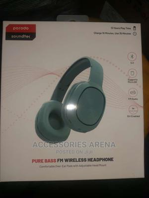Porodo Wireless Headphones   Headphones for sale in Lagos State, Ikeja