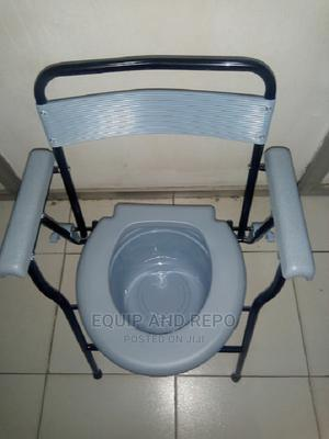 Drive Devilbiss Healthcare Bedside Commode | Medical Supplies & Equipment for sale in Edo State, Benin City