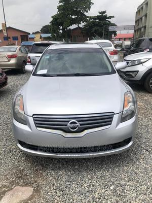 Nissan Altima 2007 2.5 S Silver | Cars for sale in Lagos State, Yaba