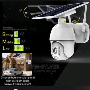 Solar Powered Cctv Camera   Security & Surveillance for sale in Lagos State, Ojo