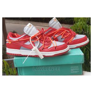 Nike X Off-White Dunk Low   Shoes for sale in Abuja (FCT) State, Apo District