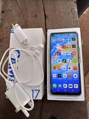 New Tecno Camon 17 128 GB Blue | Mobile Phones for sale in Oyo State, Ibadan