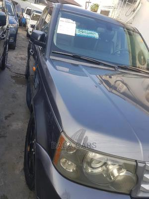Land Rover Range Rover Sport 2008 Gray   Cars for sale in Lagos State, Ikeja