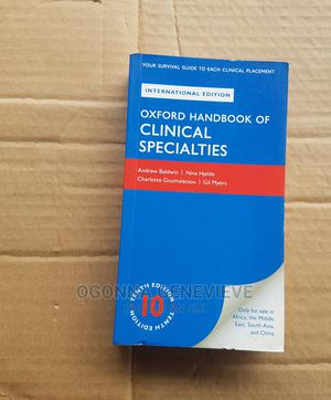 Oxford Handbook of Clinical Specialties 10th Edition   Books & Games for sale in Lagos State, Yaba