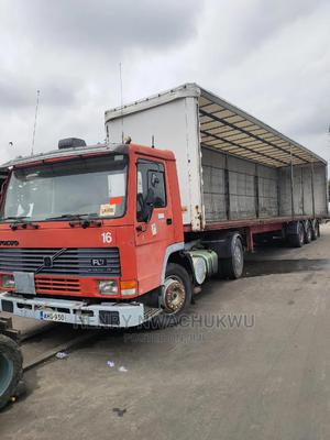 Volvo FL7 Trailer Head With Long Vehicle Tokunbo | Trucks & Trailers for sale in Lagos State, Apapa