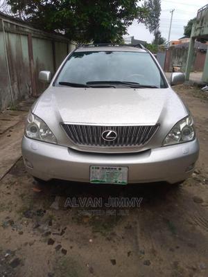 Lexus RX 2007 350 Silver | Cars for sale in Lagos State, Amuwo-Odofin