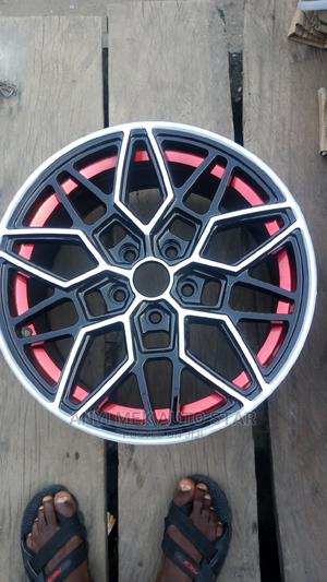 Latest Alloy Rim 17 Es 350 Lexus and Toyota Carmy | Vehicle Parts & Accessories for sale in Lagos State, Mushin