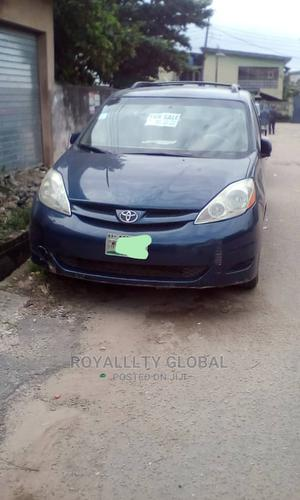 Toyota Sienna 2007 LE 4WD Blue | Cars for sale in Lagos State, Ilupeju