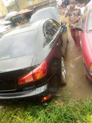 Lexus IS 2008 Black | Cars for sale in Abia State, Umuahia