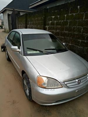 Honda Civic 2002 Silver | Cars for sale in Rivers State, Obio-Akpor