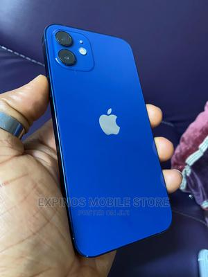 Apple iPhone 12 128 GB Blue   Mobile Phones for sale in Lagos State, Ajah