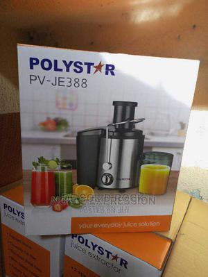Polystar Juice Extractor | Kitchen Appliances for sale in Lagos State, Ojo