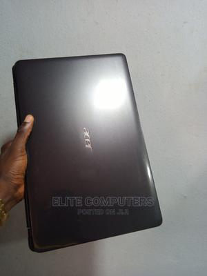 Laptop Acer Aspire E 4GB Intel Core I3 HDD 320GB | Laptops & Computers for sale in Lagos State, Ikeja