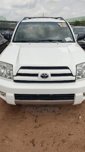 Toyota 4-Runner 2005 SR5 V6 White | Cars for sale in Imo State, Owerri