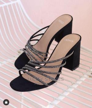 Novo Brand Block Heel | Shoes for sale in Lagos State, Ojo