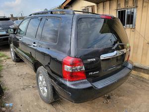 Toyota Highlander 2005 Limited V6 Black | Cars for sale in Lagos State, Surulere