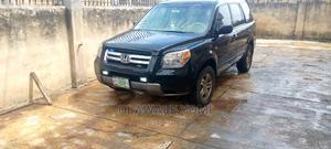 Honda Pilot 2005 EX 4x4 (3.5L 6cyl 5A) Black | Cars for sale in Osun State, Osogbo