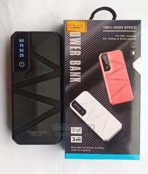 20000mah Durable Powerbank With Led Light-3output   Accessories for Mobile Phones & Tablets for sale in Lagos State, Surulere