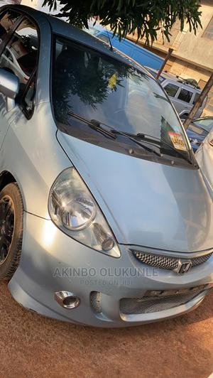 Honda Jazz 2006 1.4 LS Blue | Cars for sale in Lagos State, Agege