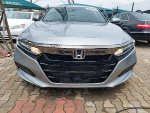 Honda Accord 2018 Sport 2.0T Gray | Cars for sale in Lagos State, Ajah