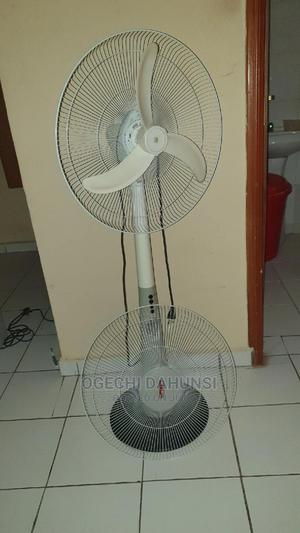 18 Inches Qasa Rechargeable Fan | Home Appliances for sale in Abuja (FCT) State, Gwarinpa