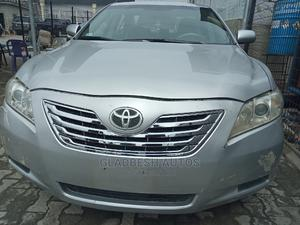 Toyota Camry 2008 3.5 LE Silver | Cars for sale in Lagos State, Lekki