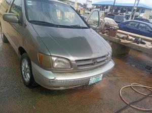 Toyota Sienna 2002 LE Gray   Cars for sale in Lagos State, Isolo
