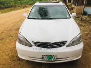 Toyota Camry 2003 White | Cars for sale in Akwa Ibom State, Uyo