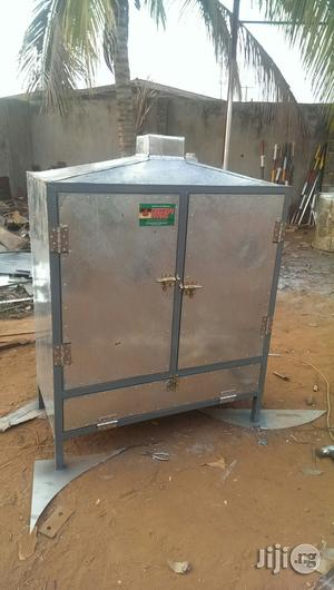 Fish Smoking Kiln Made By Dekoraj Farms | Farm Machinery & Equipment for sale in Lagos State, Agege