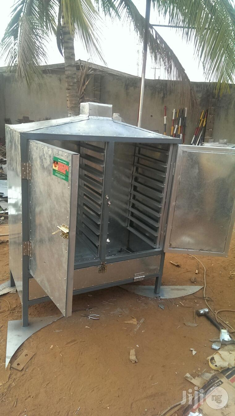 Fish Smoking Kiln Made By Dekoraj Farms | Farm Machinery & Equipment for sale in Agege, Lagos State, Nigeria